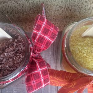 Salt Bath and Gift Sets