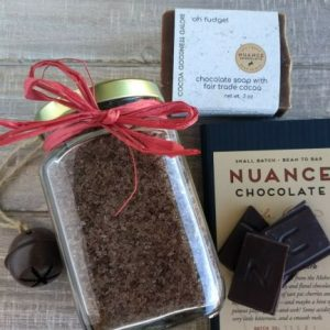 chocolate-bath-salts-and-chcolate-soap-with-nuance-chocolate