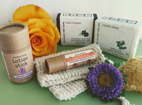 Made in the USA eco friendly products gift set