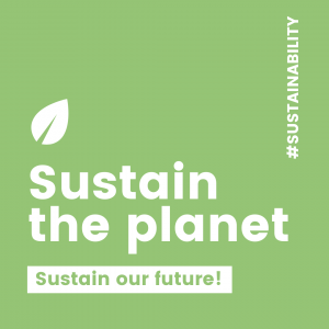 why is sustainability important